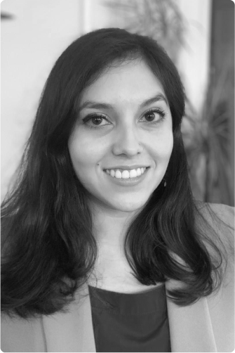 Maria Manjarres, Responsable Administratif et Financier pour Break Events Group