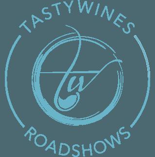 logo TastyWines Roadshowq, un événement Break Events Group