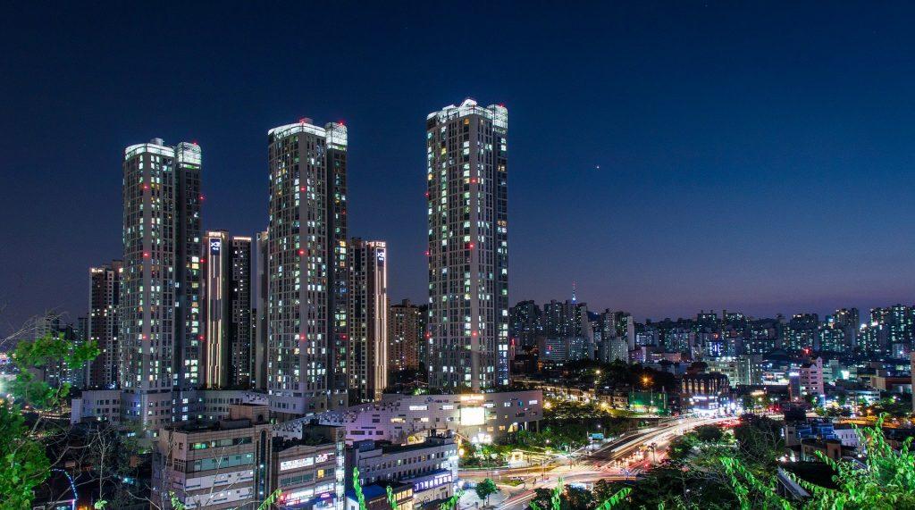Seoul, capital de la Corée du Sud
