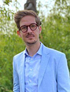 Simon DEBREY, Directeur commercial pour Break Events Group