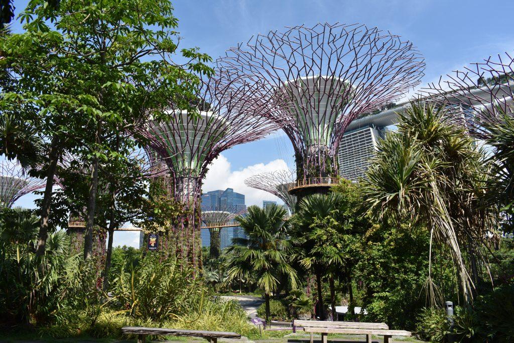 Singapour, capitale de la république de Singapour, Asie du Sud, Malaisie
